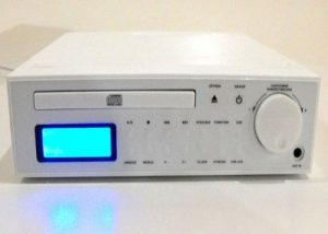 KCD203 CD Unterbaufähiges Stereo-Küchenradio